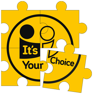 It's Your Choice Logo