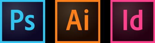 Adobe CC logos